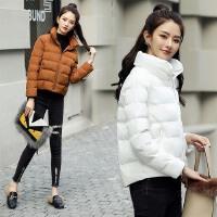 小个子女士小款女短款韩版潮新款棉衣冬女式棉小棉袄