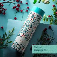 保温杯女便携韩版创意潮流女士大容量杯子清新文艺可爱学生水杯