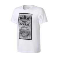 adidas阿迪达斯三叶草2017新款运动服男服短袖T恤BS3136