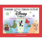 【预订】Teaching Little Fingers to Play Disney Tunes: Delightfu