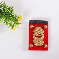 中国风特色旅游冰箱贴磁贴北京长城故宫纪念品送老外礼品 故宫博物院 中