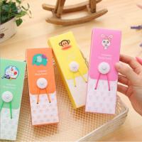 儿童文具盒男童多功能笔盒 创意铁铅笔盒 幼儿园小学生女孩笔袋