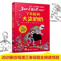 大卫・少年幽默小说系列01:了不起的大盗奶奶