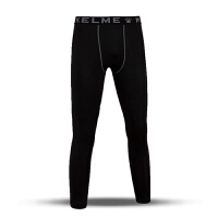 KELME卡尔美 儿童紧身长裤 足球运动铲球裤 透气运动弹力长裤 K15Z736(厚)/K15Z737(薄)