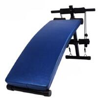 家用健身器材收腹机腹肌板加长加宽加厚 仰卧板多功能仰卧起坐哑铃凳锻炼板