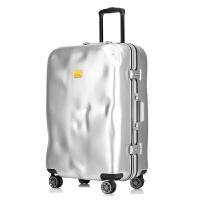 同款行李箱女网红拉杆箱万向轮旅行箱复古20寸登机密码箱子男