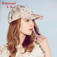 春夏新款骑车帽子女士棒球帽韩版潮时尚印花鸭舌帽户外遮阳太阳帽3209