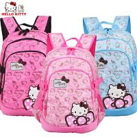 HELLO KITTY 儿童中小学生书包可爱KT猫女童减负双肩休闲书包SK91015