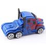 儿童益智玩具车惯性撞击变形车儿童玩具碰撞变形汽车跑车赛车