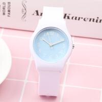 韩版简约小清新可爱女孩儿童手表夜光防水日系原宿风男女学生手表