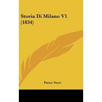 【预订】Storia Di Milano V1 (1834)