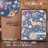 20180713201914476diy相册影集本手工情侣韩国创意浪漫粘贴式拍立得宝宝成长纪念册