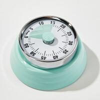 厨房定时器提醒器机械式器学生学习时间管理闹钟静音儿童家用番茄钟