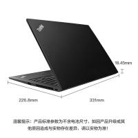 ThinkPad X270(4HCD)12.5英寸轻薄笔记本电脑(i5-7200U 8G 128GSSD+1T Win10 3+3便携双电池)