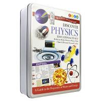 Wonders of Learning Discover Physics 神奇的学习系列 实验玩具 探索物理学 英语物