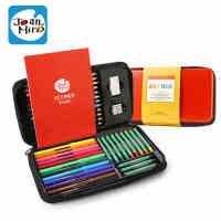 美乐儿童绘画文具套装画画幼儿蜡笔彩铅水彩笔精致礼盒开学大礼包