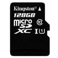 【包邮】Kingston 金士顿 128G tf 手机内存卡 128gTF卡 128g内存卡 手机内存卡存储卡闪存卡手