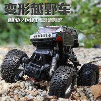 儿童越野玩具车合金回力车男孩小汽车模型仿真大脚车3-6岁