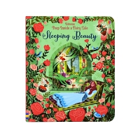 Usborne Peep Inside A Fairy Tale Sleeping Beauty 偷偷看里面童话 儿童