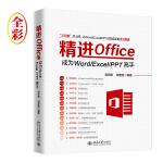 精进Office:成为Word/Excel/PPT高手