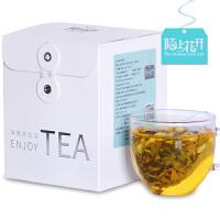 陌上花开茉莉绿茶茉莉花茶组合花茶三角袋泡茶绿茶包冷泡茶包茶叶