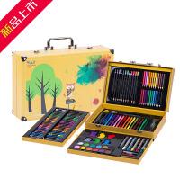儿童画笔套装礼盒美术用品绘画工具小学生水彩笔文具生日礼物创意