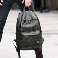 273男士双肩包背包男电脑包高中大学生书包男女韩版潮休闲时尚旅行包