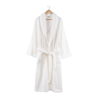 【网易考拉】soft cotton MICRO SOFT Shawlcollar Bathrobes 浴袍XL号