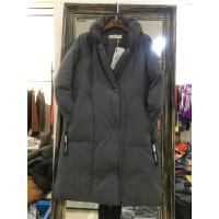 V3女中长款韩版棉袄冬季新宽松大码女装羽绒棉衣外套0.95