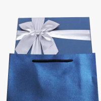 长方形礼品盒 大号礼物包装盒子正方形礼物盒 礼盒包装盒礼品盒子 盒子+袋子