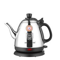 【支持礼品卡】E-400食接触用304不锈钢电热水壶全钢电茶壶烧水壶 h8j