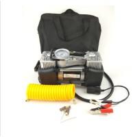 大功率充气泵 汽车双缸充气泵 24.5*10*20CM车载打气泵