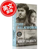 现货 蚕 英文原版 Silkworm JK罗琳 Robert Galbraith 哈利波特作者 J. K. Rowli