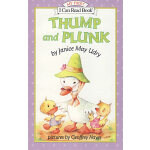 Thump and Plunk 砰砰乓乓(I Can Read, My First I Can Read) ISBN9