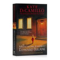 Miraculous Journey of Edward Tulane 爱德华的奇妙之旅 英文原版小说 韩剧来自星星的
