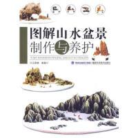【二手旧书九成新】图解山水盆景制作与养护 汪彝鼎 9787533543143 福建科技出版社