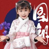 女童�h服秋冬�b�和�中���L唐�b��喊菽攴��^年衣服����周�q�Y服