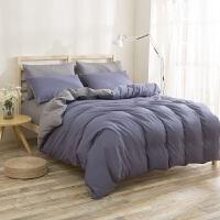 被子四件套单人双人被芯学生宿舍床上用品三件套枕芯被褥全套装