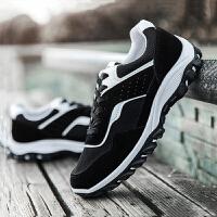 春季新款男士休闲鞋运动鞋男鞋户外登山鞋子跑步鞋潮鞋旅游鞋