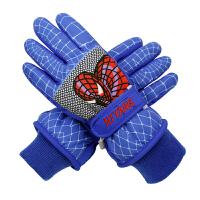 冬季保暖滑雪女孩儿童手套冬男生玩雪防水男童女童五指可爱棉手套SN0194