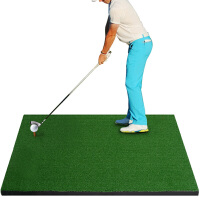 高尔夫打击垫 高尔夫挥杆练习器 高尔夫挥杆练习垫