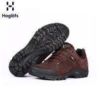 Haglofs火柴棍男款户外登山越野透气鞋防水休闲运动徒步鞋495640