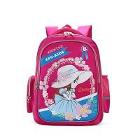 书包可爱公主双肩背包1-3-5-6年级儿童书包男