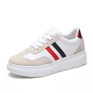 O'SHELL欧希尔新品115-8120欧美平底女士板鞋