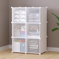 简易收纳柜子塑料储物柜婴儿童衣服整理零食柜抽屉式家用宝宝衣柜