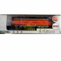 东风4B仿真蒸汽火车仿真火车模型火车男孩玩具