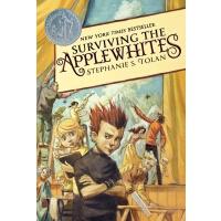 Surviving the Applewhites 爱波怀特一家学校生存记(2003年纽伯瑞银奖) ISBN97800