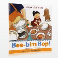 【5折封顶】#美国进口 Bee-bim Bop! 和妈妈一起做料理吧!【平装】