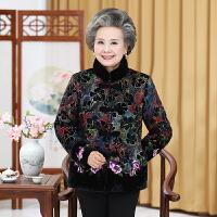 中老年人女装冬装棉衣妈妈装60-70-80岁奶奶装羽绒加厚棉袄女