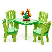 幼儿园课堂木质拼图儿童3D立体拼插组装积木宝宝玩具3-6岁